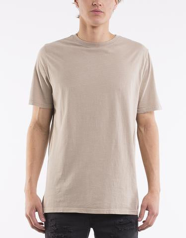 SILENT THEORY - RELAXED TEE, Sand