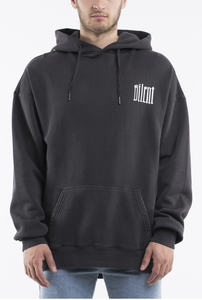 SILENT THEORY - REWIND HOODY, Washed Black