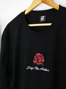 Vintage Rose Long Sleeve