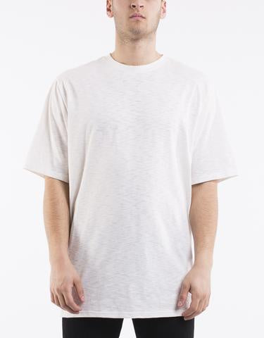 SILENT THEORY - RELAXED TEE, Vintage White