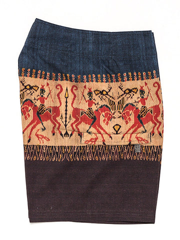 Red Horse Warrior Trunk