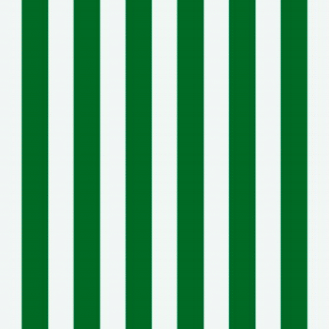 Light Green Penguin Stripe