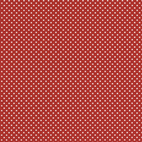 Swiss Dot (Red or Black)