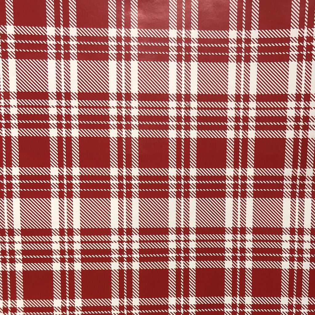New Plaid comes in 3 great colors