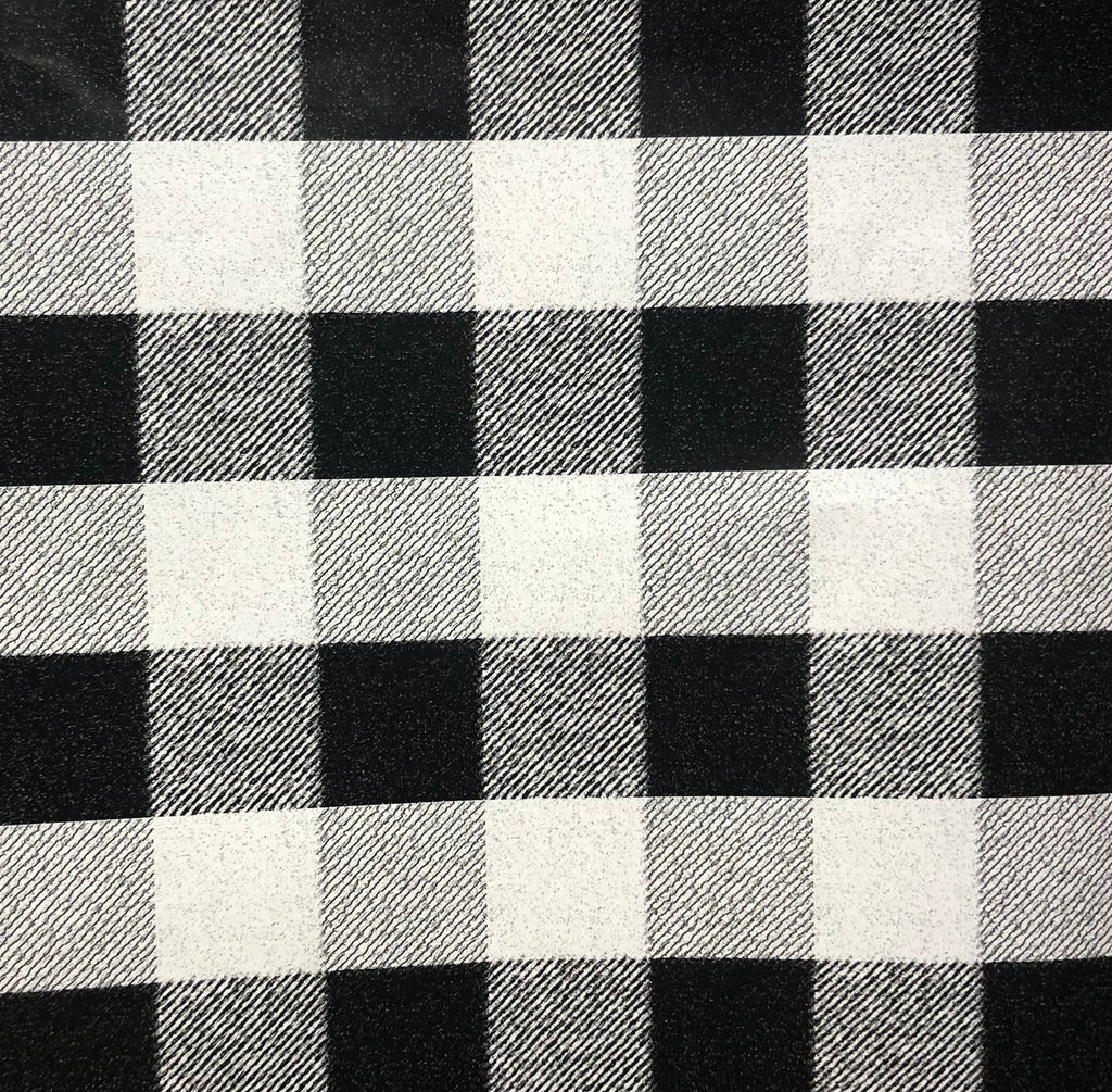 Buffalo Plaid / Four Great Colors