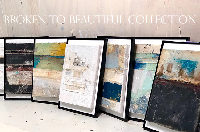 Broken To Beautiful Collection