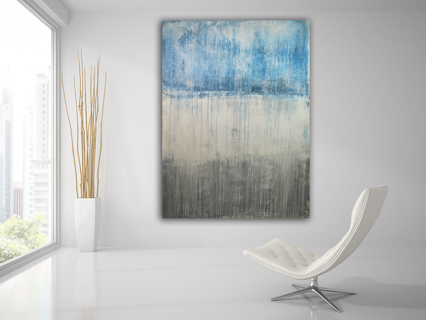 Tranquil Reflections- Un Stretched Canvas