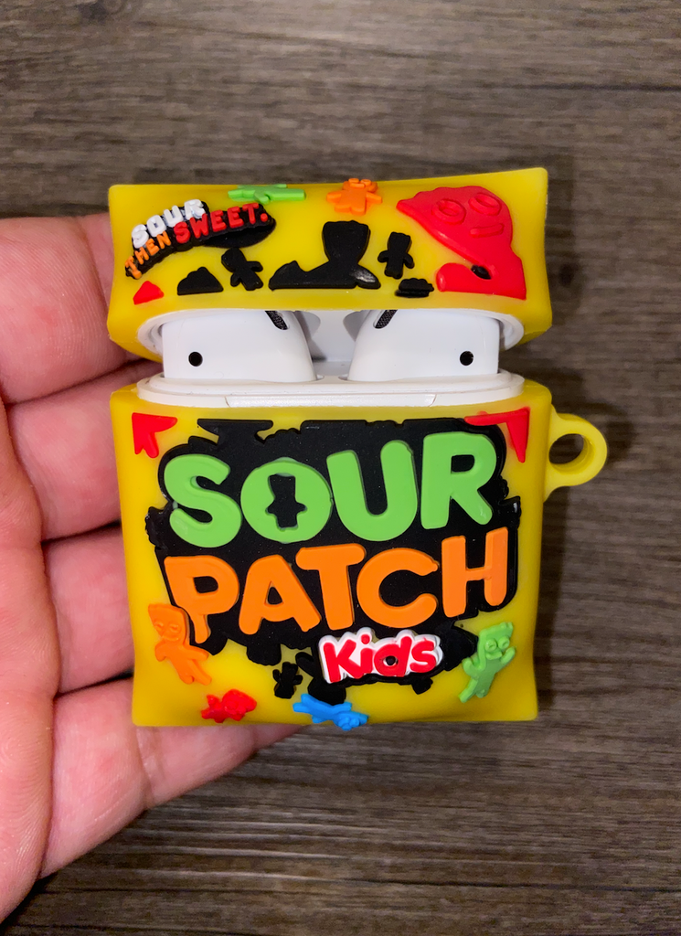 Sour Patch Pod Case