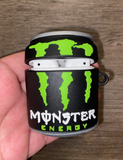 Monster Drink Pod Case