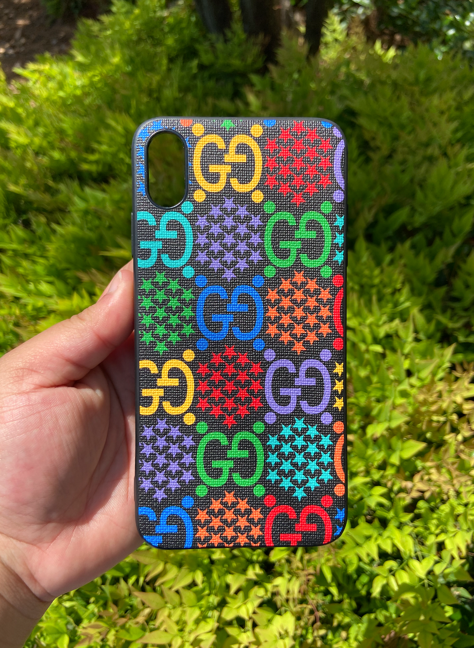 Rainbow GG Case