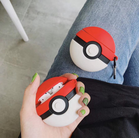 Poke Ball Pod Case