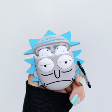 Rick & Morty Pod Case