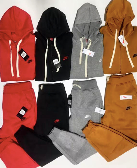 Clearance Small Check Jogging Suit