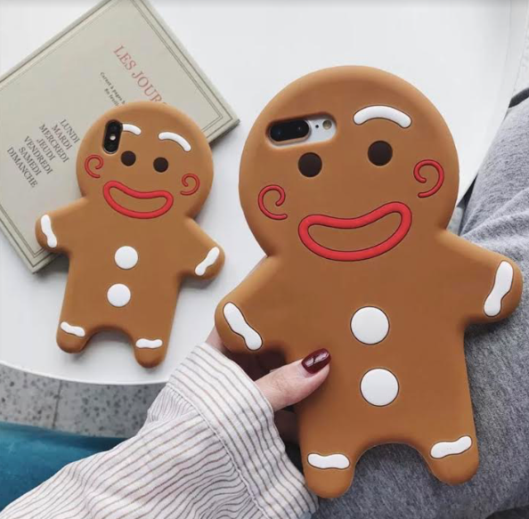 Gingerbread Case