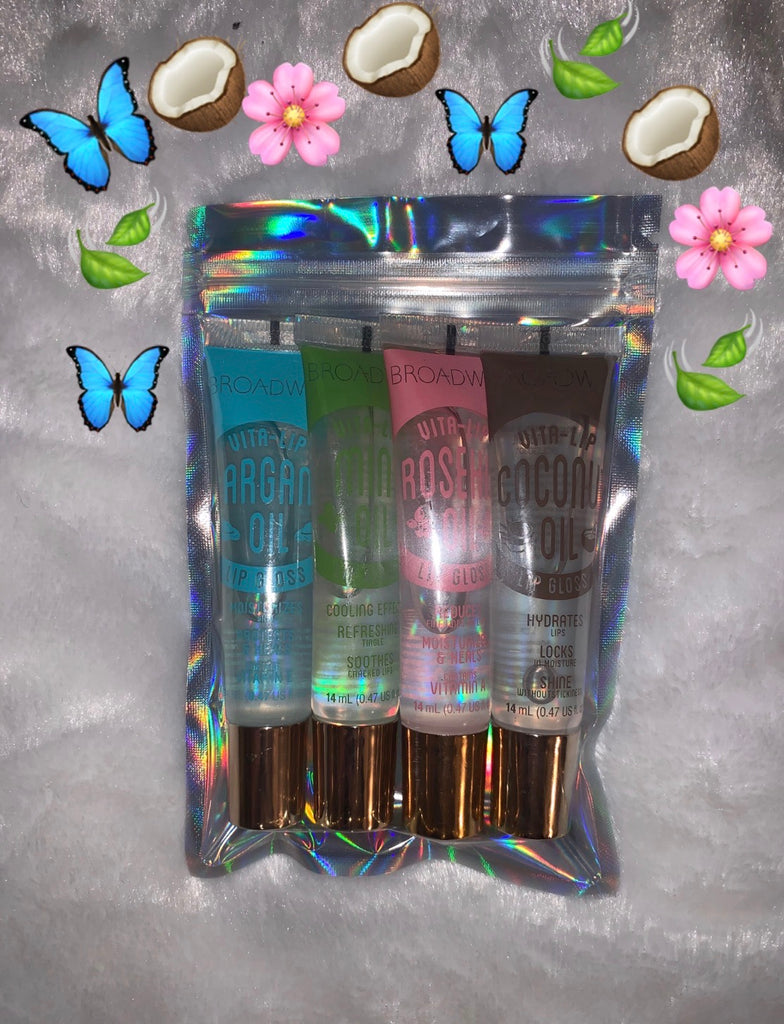 Fortune Lipgloss Pack