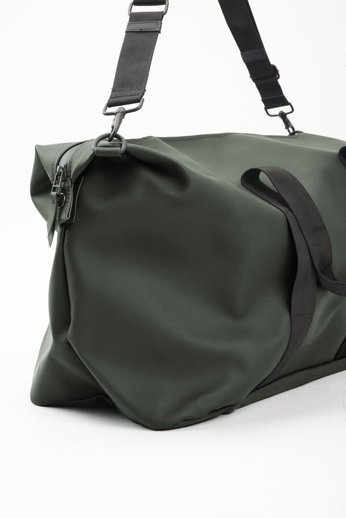 Water Resistant Weekend Bag - Green