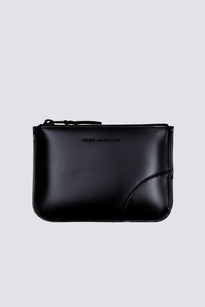 Leather SA-8100VB Zip Pouch