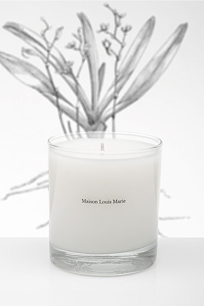 No. 02 Le Long Fond Candle