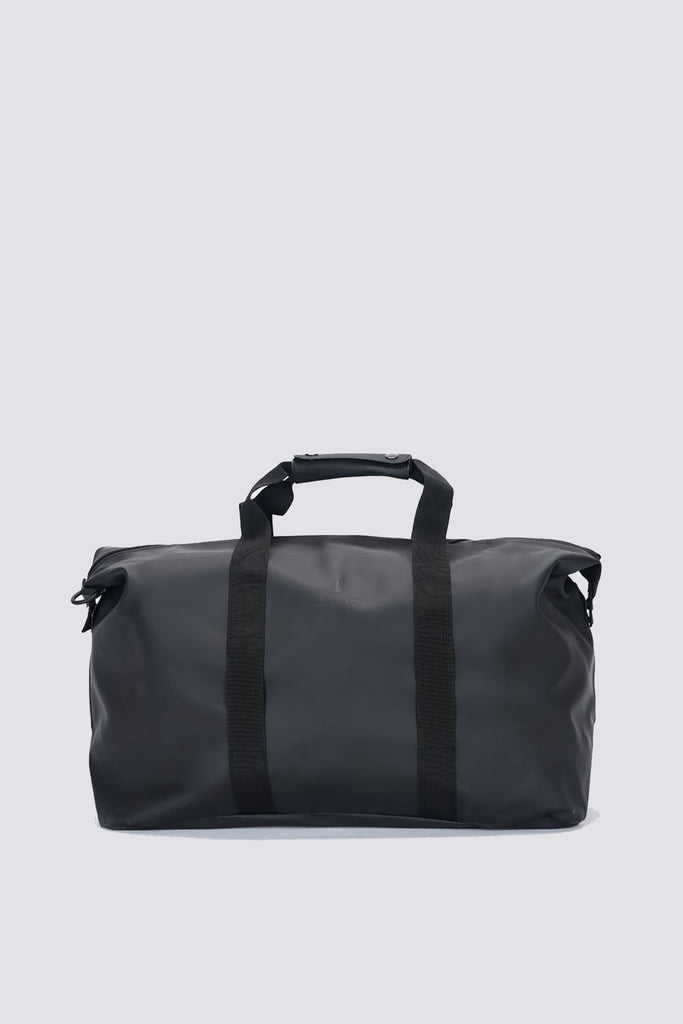 Water Resistant Weekend Bag - Black