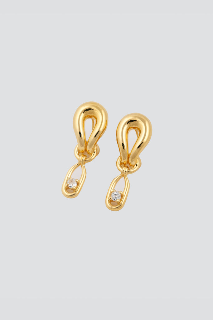 Gold Vermeil Palomino II Earrings V