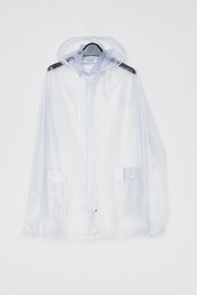 Vinyl Clear Raincoat
