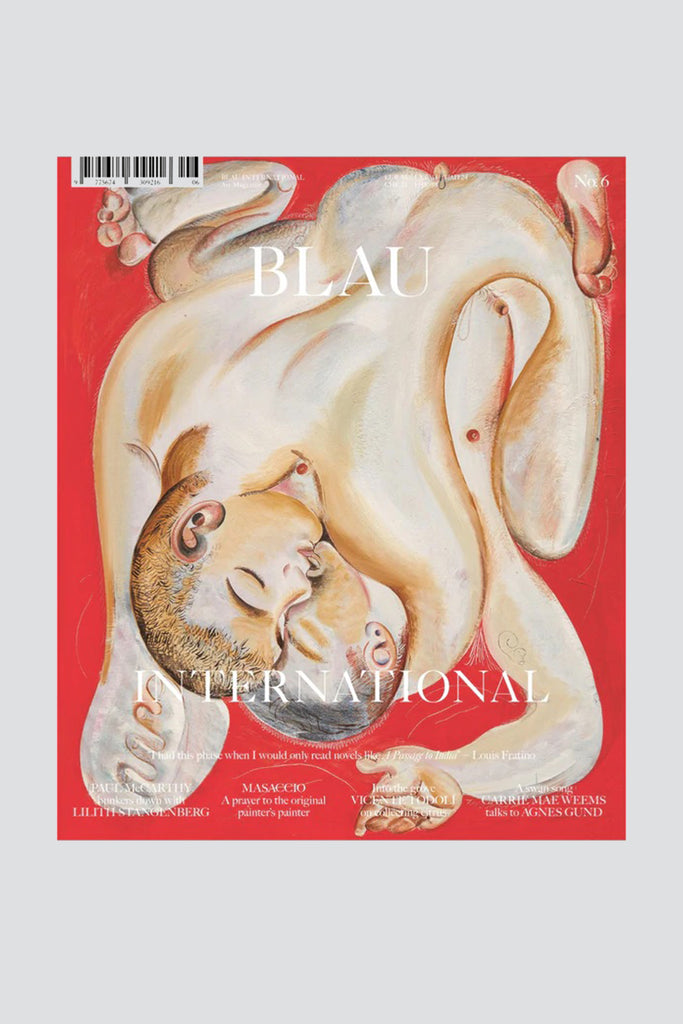 BLAU INTERNATIONAL - No.1
