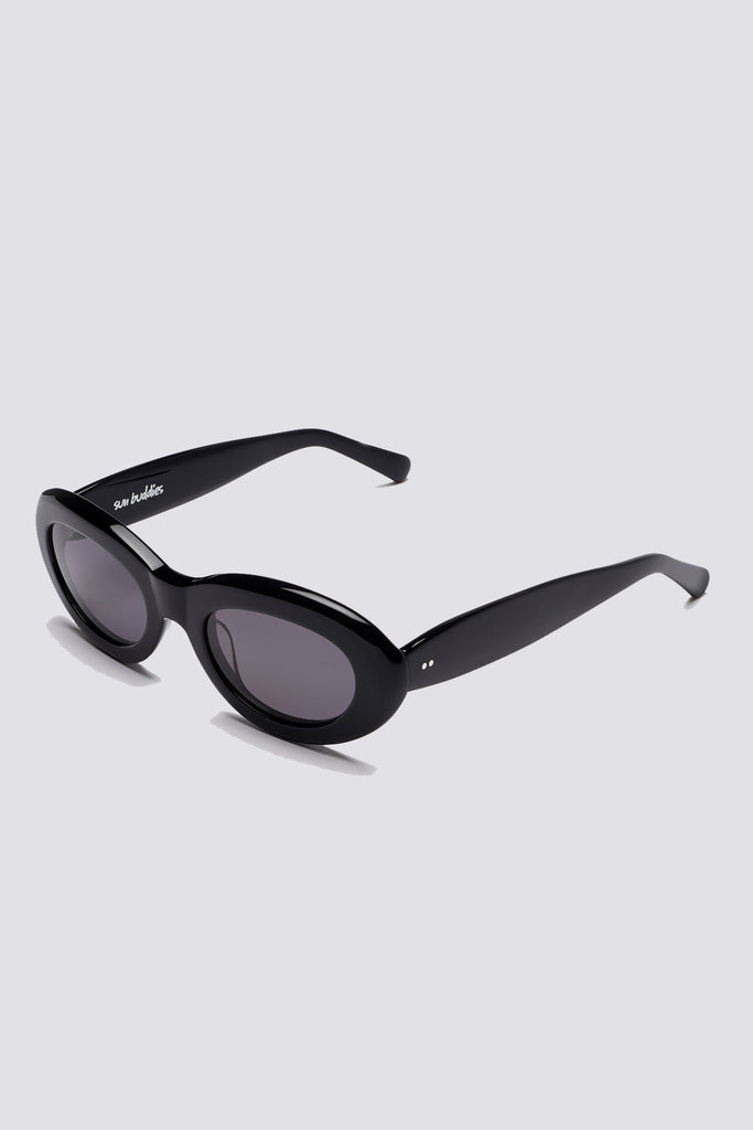 Acetate Courtney - Black