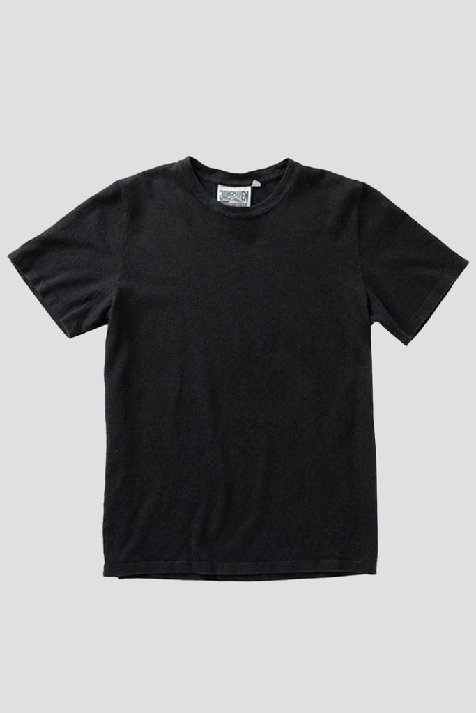 Hemp Baja Tee - Black