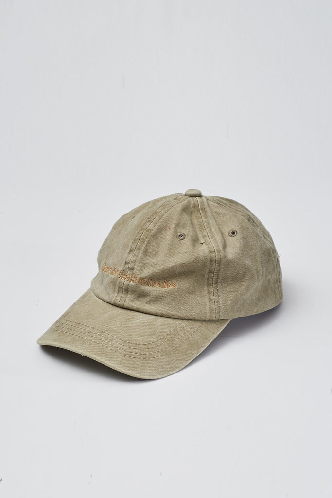 Center for Intuitive Studies Hat - Washed Khaki