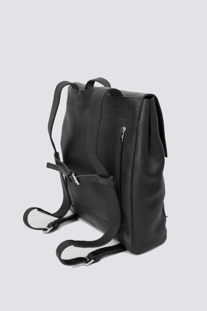 Leather Backpack S