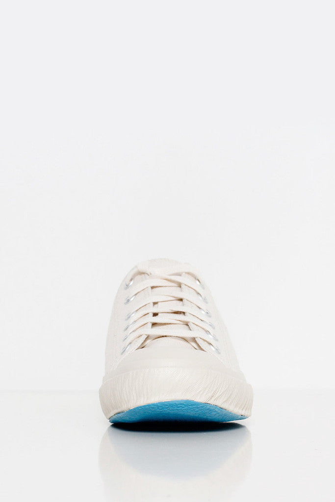 Low Canvas Sneaker - Natural