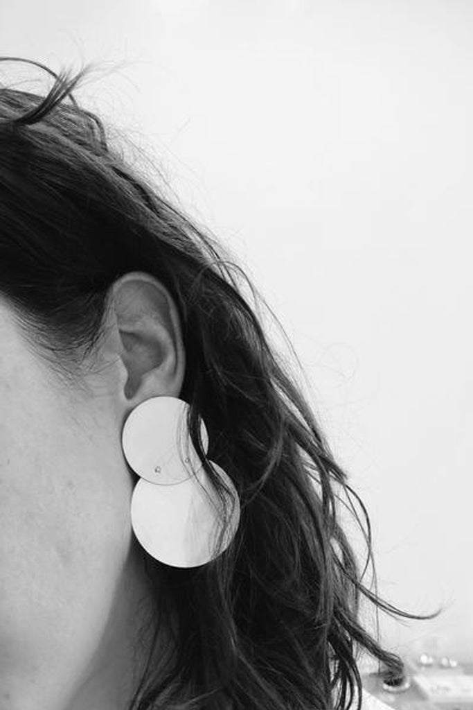 Mother Clip-On Earrings