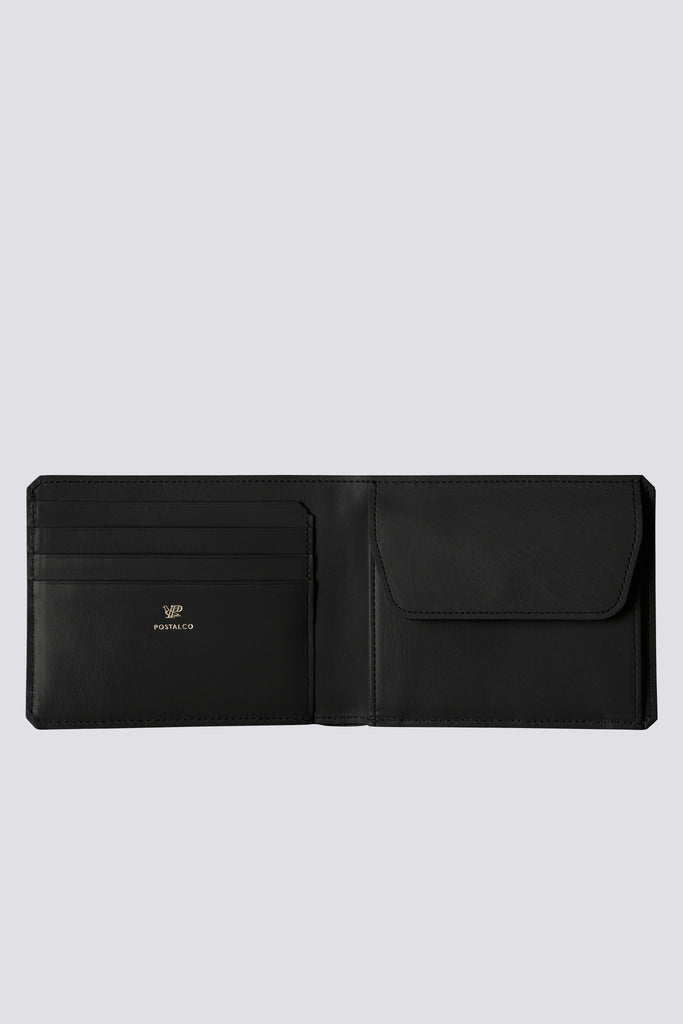 Black Glider Card and Coin Wallet