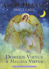 Angel Dreams by Doreen Virtue and Melissa Virtue