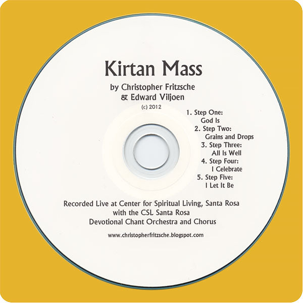Kirtan Mass by Christopher Fritzsche and Edward Viljoen