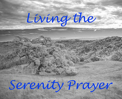Class:  Living the Serenity Prayer