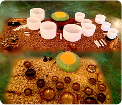 Event:  Sound Bowl Meditation and Journey