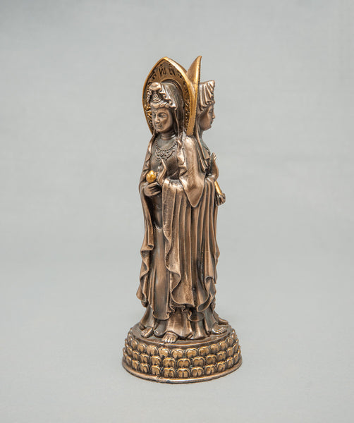 Three-Sided Kuan Yin