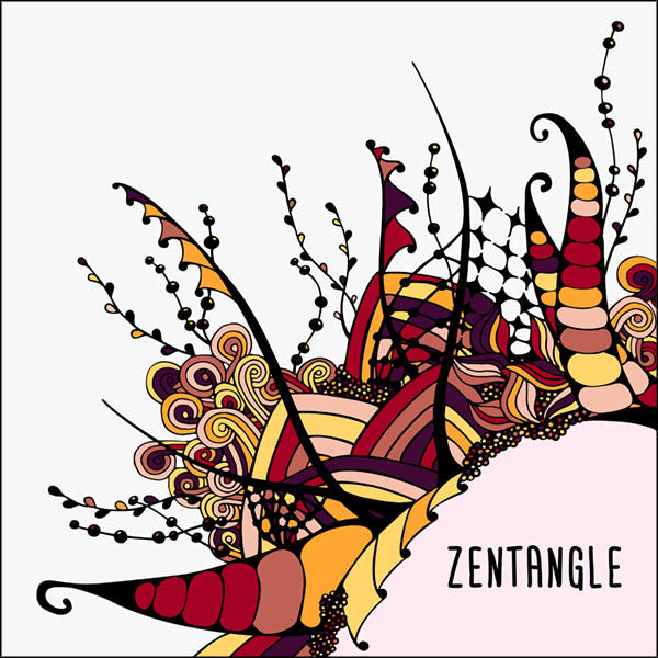 Workshop:  Zentangle