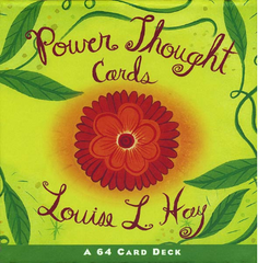 Power Thought Cards by Louise L. Hay