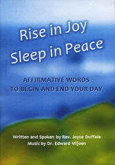 Rise in Joy, Sleep in Peace — by Rev. Joyce Duffala