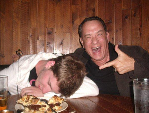 Tom Hanks is awesome!