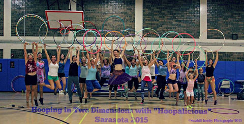Movement as Medicine ~ A Hoop Dance workshop in Sarasota, FL