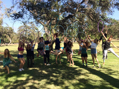 Los Angeles Hoop Classes with Hoopalicious!