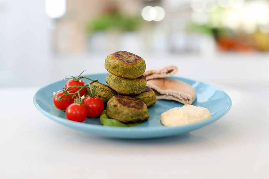 Pea Falafel (Pack of 4)