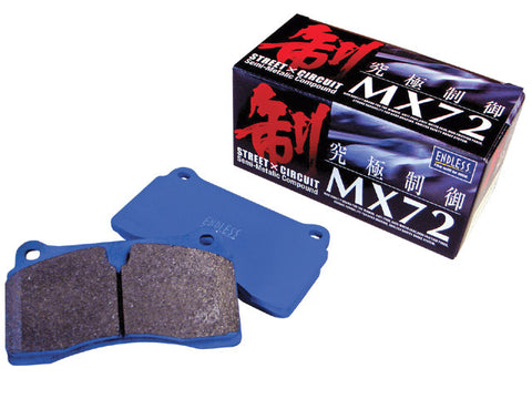 Endless - MX72 Brake Pads, NSX