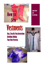 How to Sew Vestments