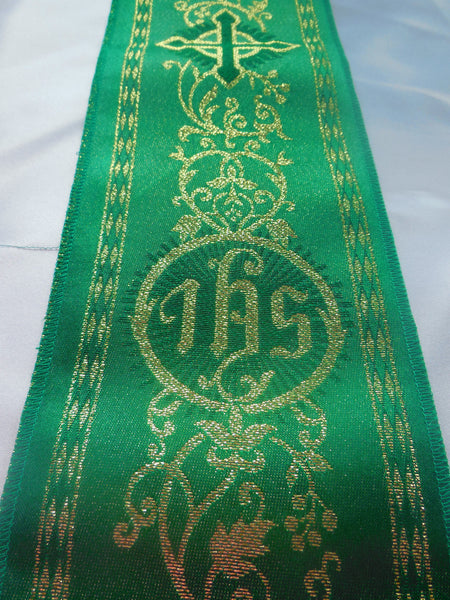 Green IHS Trim, 4 1/2""