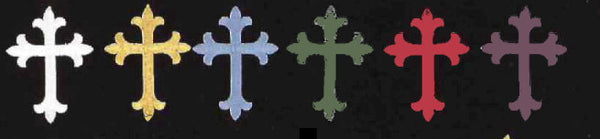 Roman Cross in Different Colors