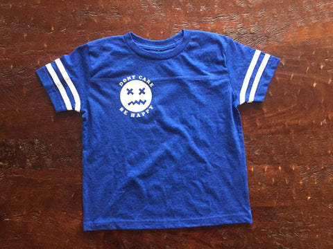 Liddle dude Football tee